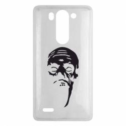 Чехол для LG G3 mini/G3s Зомби (Ходячие мертвецы) - FatLine