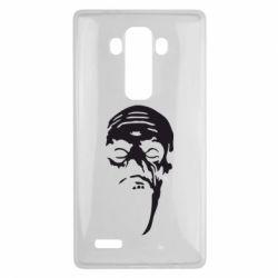 Чехол для LG G4 Зомби (Ходячие мертвецы) - FatLine