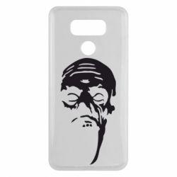 Чехол для LG G6 Зомби (Ходячие мертвецы) - FatLine