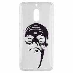 Чехол для Nokia 6 Зомби (Ходячие мертвецы) - FatLine