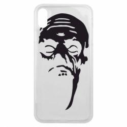 Чехол для iPhone Xs Max Зомби (Ходячие мертвецы) - FatLine