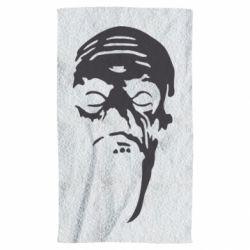 Полотенце Зомби (Ходячие мертвецы) - FatLine