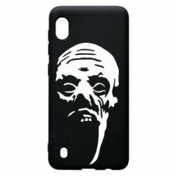Чехол для Samsung A10 Зомби (Ходячие мертвецы)