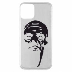 Чехол для iPhone 11 Зомби (Ходячие мертвецы)