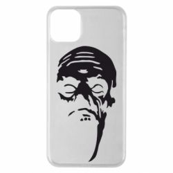 Чехол для iPhone 11 Pro Max Зомби (Ходячие мертвецы)