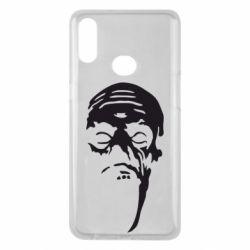 Чехол для Samsung A10s Зомби (Ходячие мертвецы)