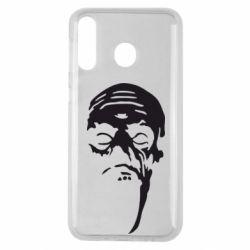 Чехол для Samsung M30 Зомби (Ходячие мертвецы)