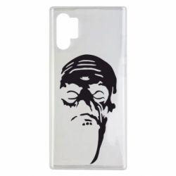 Чехол для Samsung Note 10 Plus Зомби (Ходячие мертвецы)