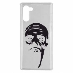 Чехол для Samsung Note 10 Зомби (Ходячие мертвецы)