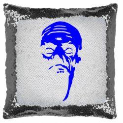 Подушка-хамелеон Зомби (Ходячие мертвецы)