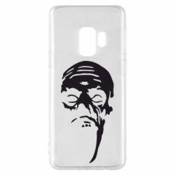 Чехол для Samsung S9 Зомби (Ходячие мертвецы) - FatLine