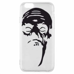 Чехол для iPhone 6/6S Зомби (Ходячие мертвецы) - FatLine