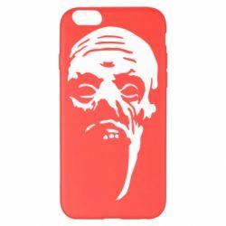 Чехол для iPhone 6 Plus/6S Plus Зомби (Ходячие мертвецы) - FatLine