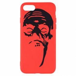 Чехол для iPhone 7 Зомби (Ходячие мертвецы) - FatLine
