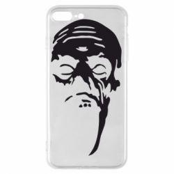 Чехол для iPhone 7 Plus Зомби (Ходячие мертвецы) - FatLine