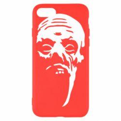 Чехол для iPhone 8 Зомби (Ходячие мертвецы) - FatLine