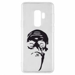 Чехол для Samsung S9+ Зомби (Ходячие мертвецы) - FatLine