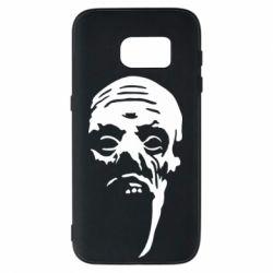 Чехол для Samsung S7 Зомби (Ходячие мертвецы) - FatLine