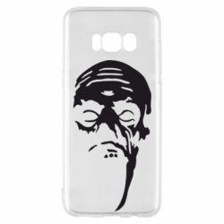 Чехол для Samsung S8 Зомби (Ходячие мертвецы) - FatLine
