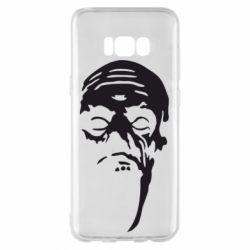 Чехол для Samsung S8+ Зомби (Ходячие мертвецы) - FatLine