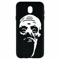 Чехол для Samsung J7 2017 Зомби (Ходячие мертвецы) - FatLine