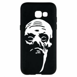 Чехол для Samsung A5 2017 Зомби (Ходячие мертвецы) - FatLine