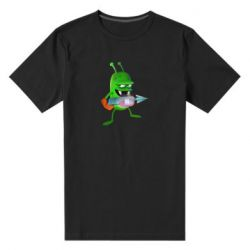 Мужская стрейчевая футболка Zombie catchers