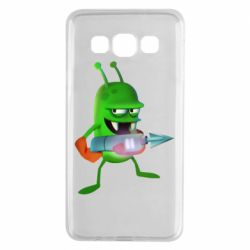 Чехол для Samsung A3 2015 Zombie catchers