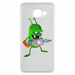 Чехол для Samsung A3 2016 Zombie catchers