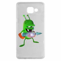 Чехол для Samsung A5 2016 Zombie catchers