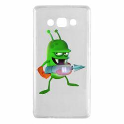 Чехол для Samsung A7 2015 Zombie catchers