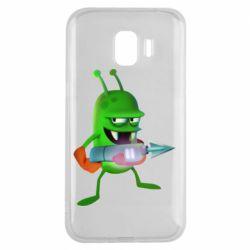 Чехол для Samsung J2 2018 Zombie catchers