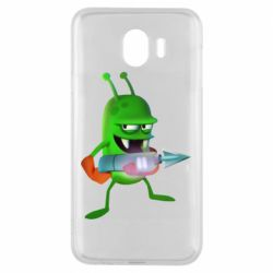 Чехол для Samsung J4 Zombie catchers