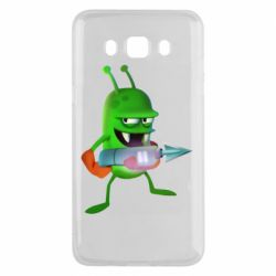 Чехол для Samsung J5 2016 Zombie catchers
