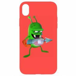 Чехол для iPhone XR Zombie catchers