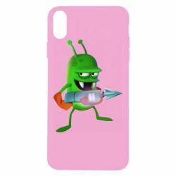Чехол для iPhone Xs Max Zombie catchers