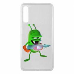 Чехол для Samsung A7 2018 Zombie catchers