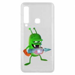 Чехол для Samsung A9 2018 Zombie catchers