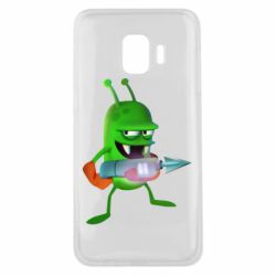 Чехол для Samsung J2 Core Zombie catchers