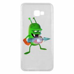Чехол для Samsung J4 Plus 2018 Zombie catchers