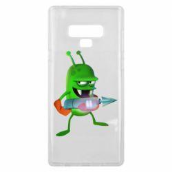 Чехол для Samsung Note 9 Zombie catchers