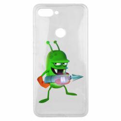 Чехол для Xiaomi Mi8 Lite Zombie catchers