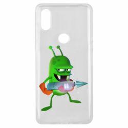 Чехол для Xiaomi Mi Mix 3 Zombie catchers