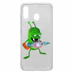 Чехол для Samsung A30 Zombie catchers