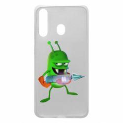 Чехол для Samsung A60 Zombie catchers