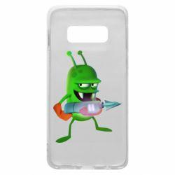 Чехол для Samsung S10e Zombie catchers