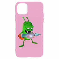 Чехол для iPhone 11 Zombie catchers
