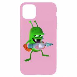 Чехол для iPhone 11 Pro Zombie catchers