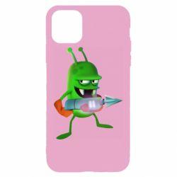 Чехол для iPhone 11 Pro Max Zombie catchers