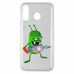 Чехол для Samsung M30 Zombie catchers
